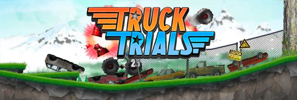 Truck Trials - Presenter