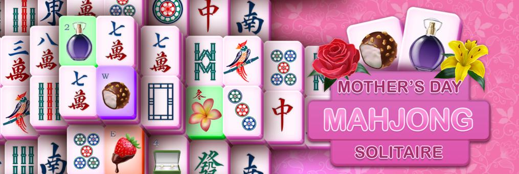 Muttertags Mahjong Solitaire - Presenter