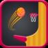Geschicklichkeit: Flipper Basketball