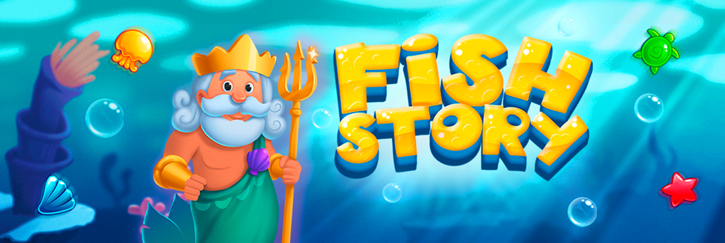 Fish Story - Presenter