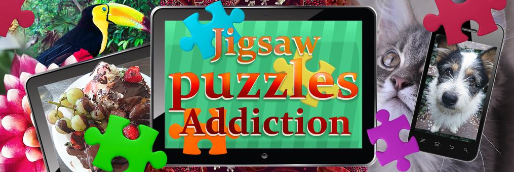 Jigsaw Puzzle Addiction - Presenter