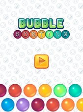 Bubble Sorting - Screenshot