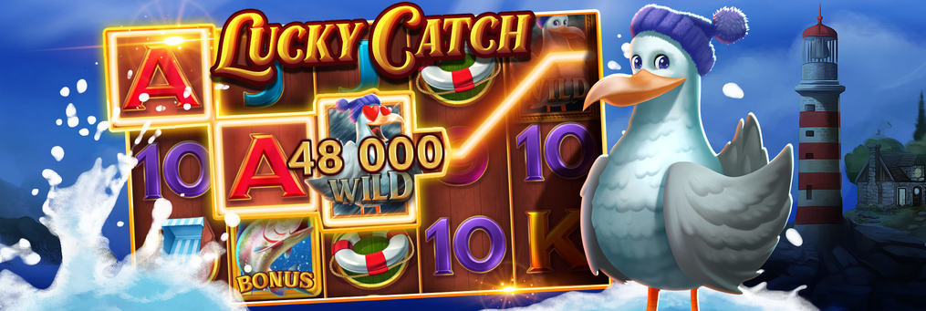 Lucky Catch - Presenter
