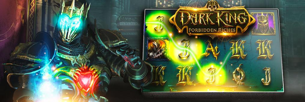 Dark King: Forbidden Riches - Presenter