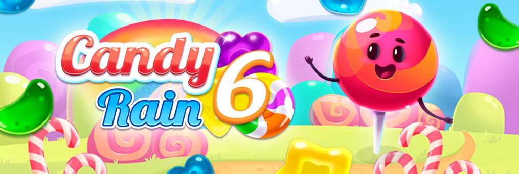 Candy Rain 6 - Presenter