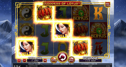 Goddess of Lotus - Screenshot