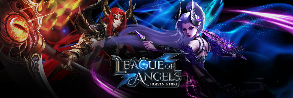 League of Angels - Heaven's Fury - Presenter