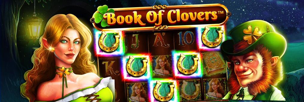 Book of Clovers - Presenter
