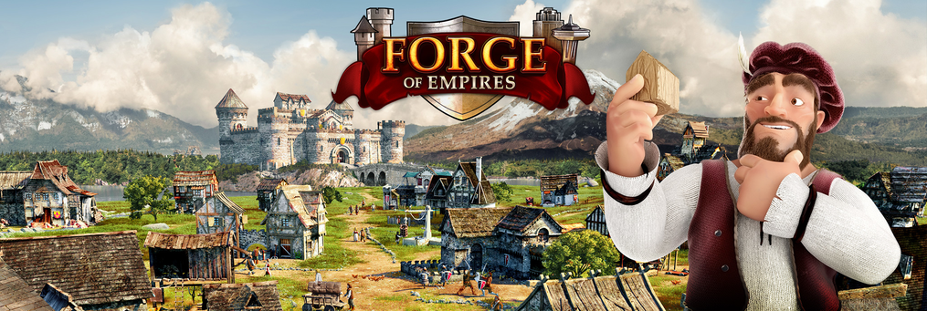 Forge of Empires - Presenter