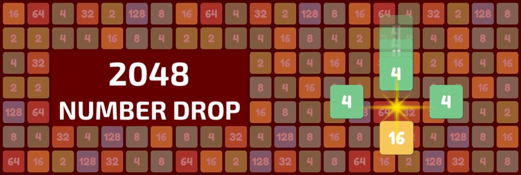 2048 Number Drop - Presenter